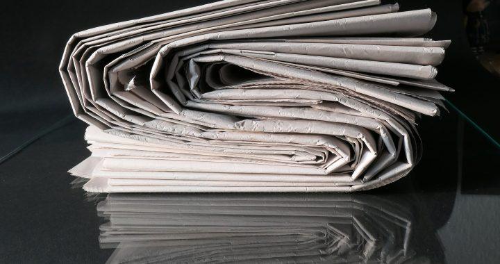 Il futuro del giornalismo (online), circa