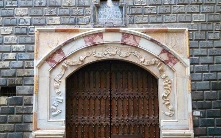 La leggenda di Palazzo Penne, o' palazzo 'e belzebù