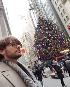 Piero Armenti Il mio viaggio a New York
