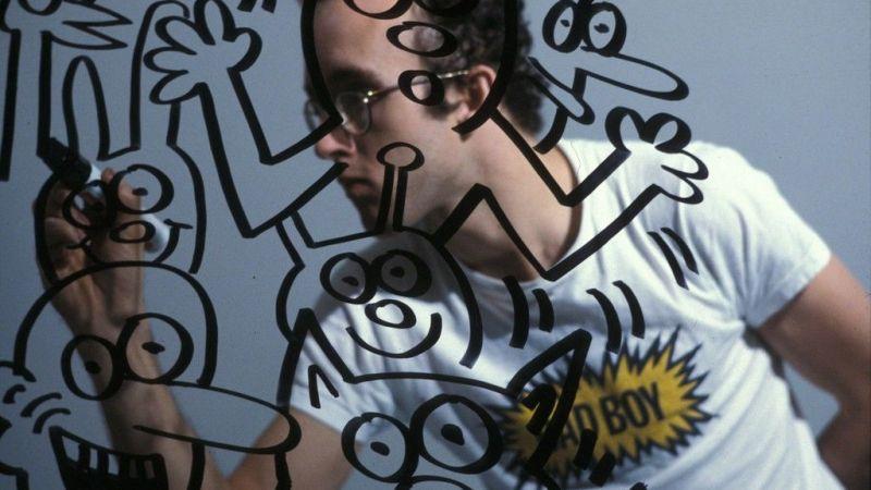 L'ora di arte: come essere un artista, secondo Keith Haring