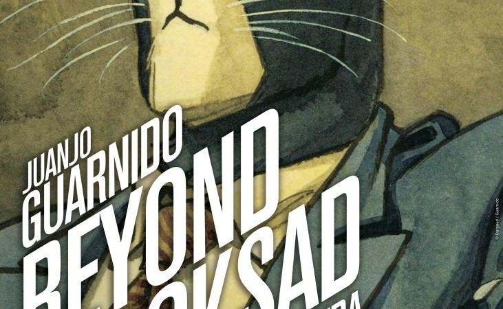 BEYOND BLACKSAD: Juanjo Guarnido in mostra a Roma dal 16 maggio al 29 giugno