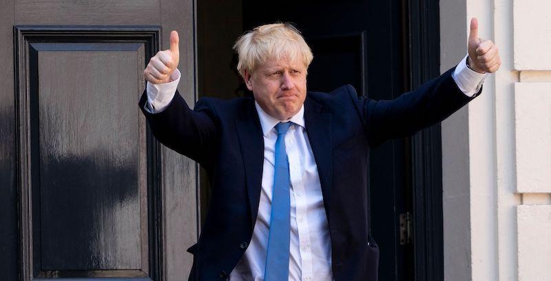 """""""Boris Johnson è un grande"""", parola di Trump"""