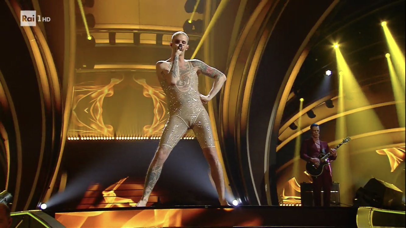 Da zero a dieci, il pagellone della prima serata di Sanremo: Rula emoziona, Achille domina