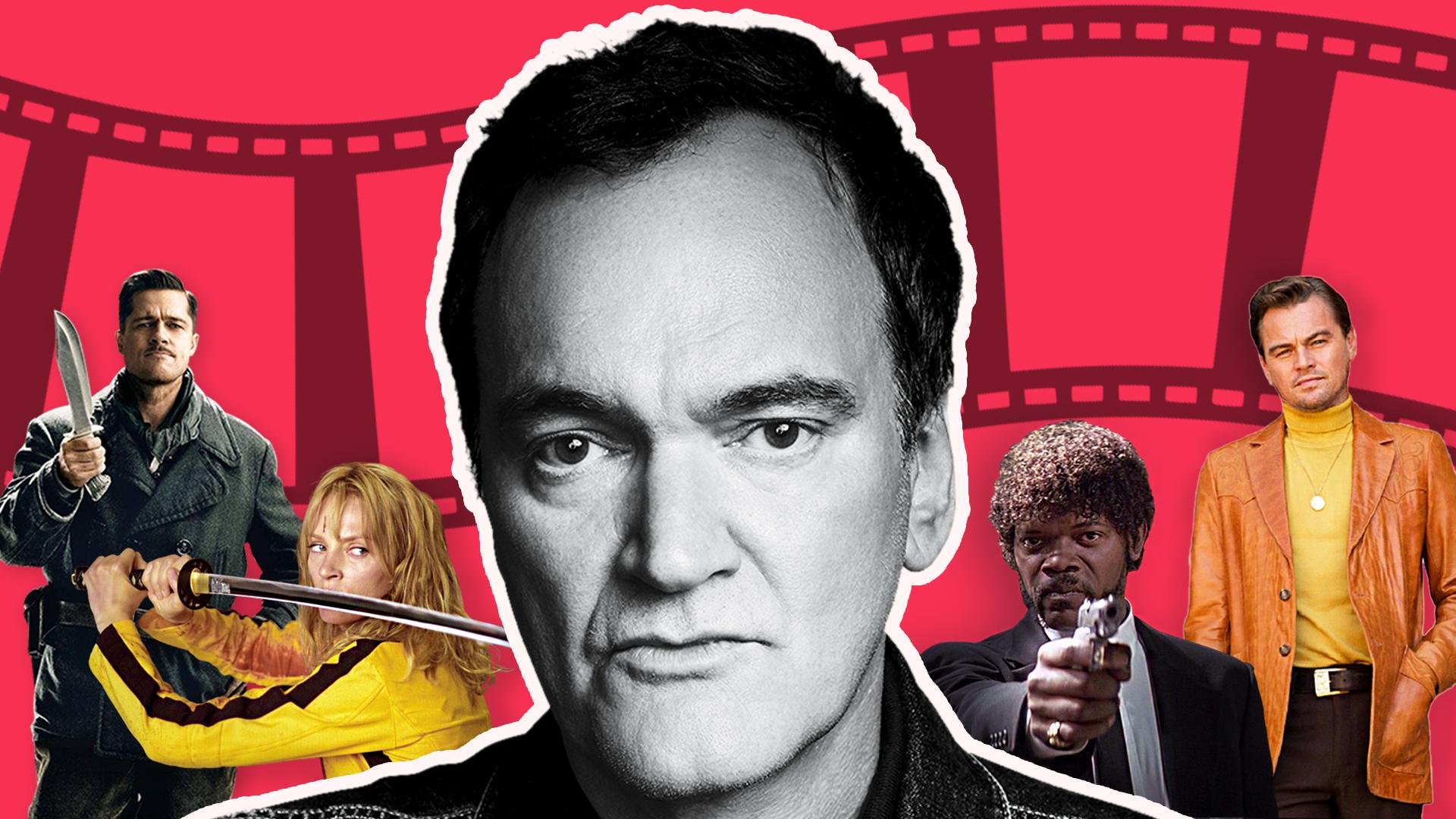 Quentin Tarantino. L'uomo che ha distrutto il cinema