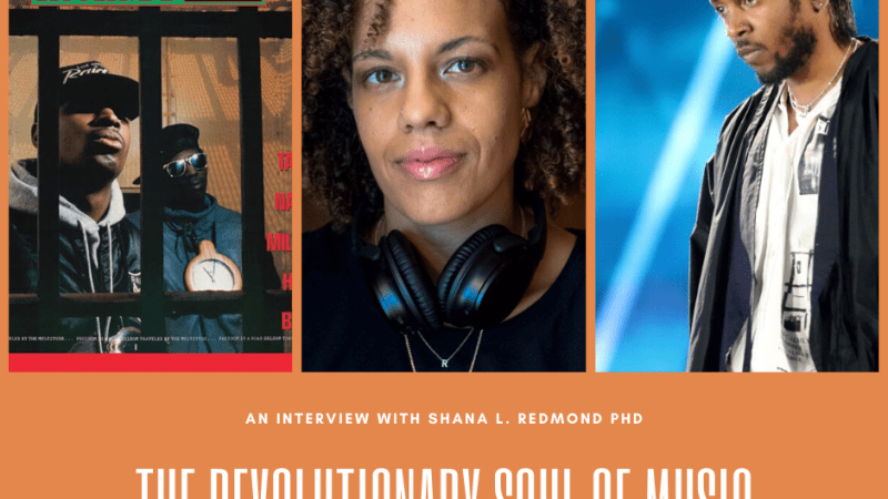The revolutionary soul of music: an interview with Shana L. Redmond