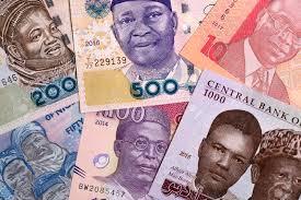Nigerian currencies - money
