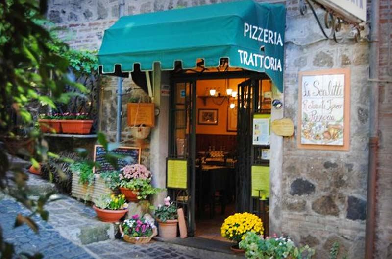 Le Scalette Pizzeria Ristorante