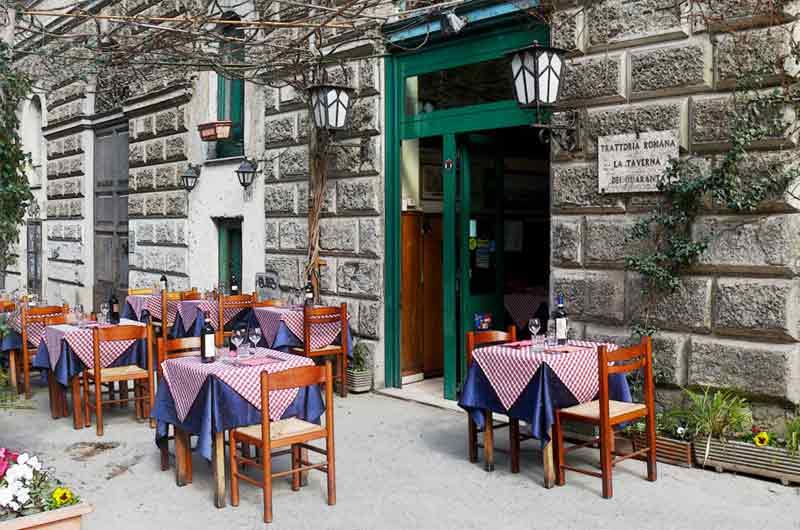 Taverna Dei Quaranta