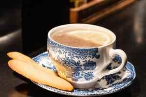 tea time del wine bar zerosettantacinque a Roma