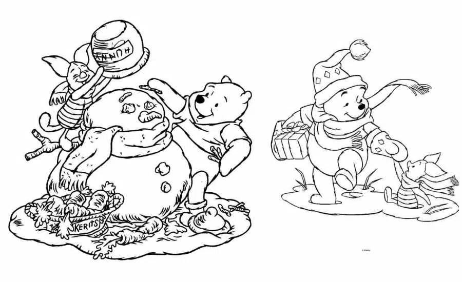Dibujos De Disney Para Colorear E Imprimir Gratis On Log Wall
