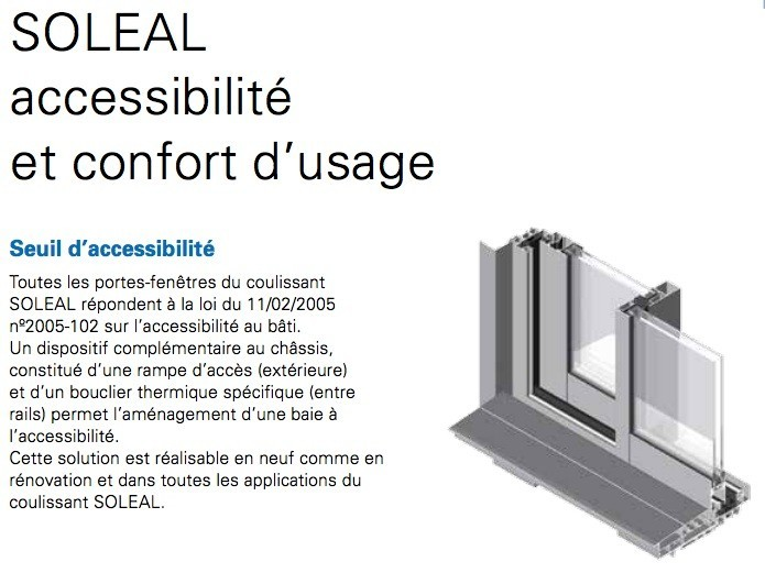 Fentre Coulissant Alu Technal Soleal GY 55 TECHNAL Menuiserie Alu Espagne SCHUCO Lumeal Baie