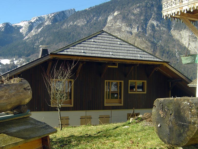 joinery and carpentry in haute savoie 74 menuiserie nerriere