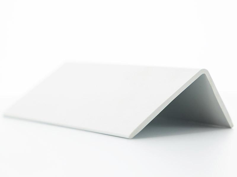 Cornieres Pvc Blanc 70x70