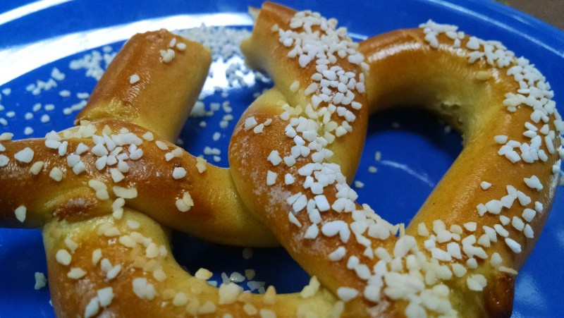 Philly Soft Pretzel