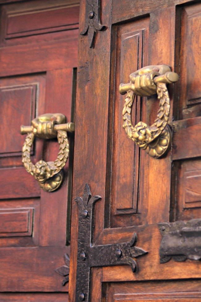 The Doors of San Miguel de Allende