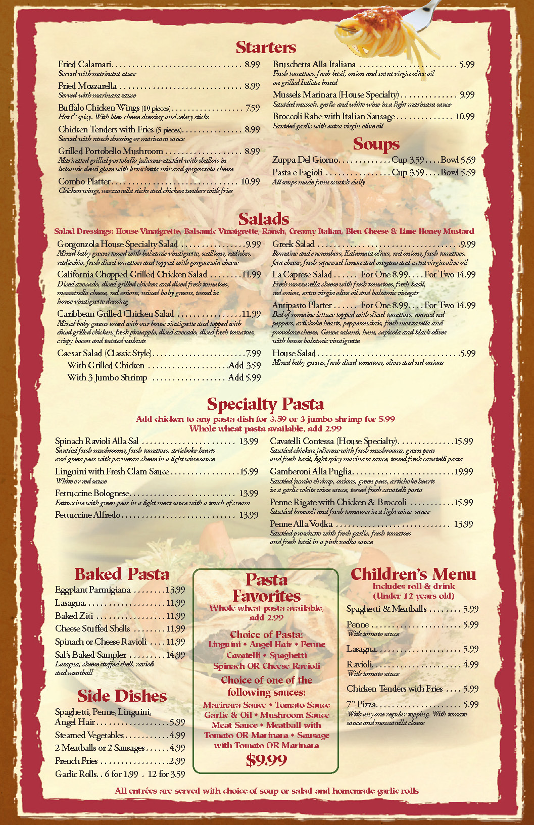 Free Menu Templates Word restaurant excel pdf christmas – Free Menu Templates for Word