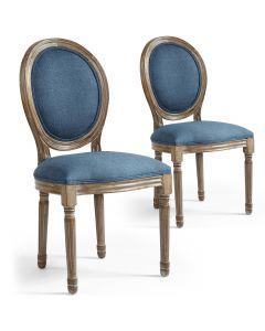 chaise medaillon pas cher achat