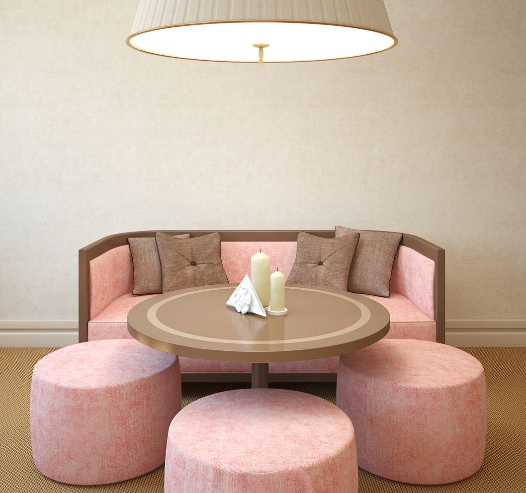 optez pour une table ronde design blog