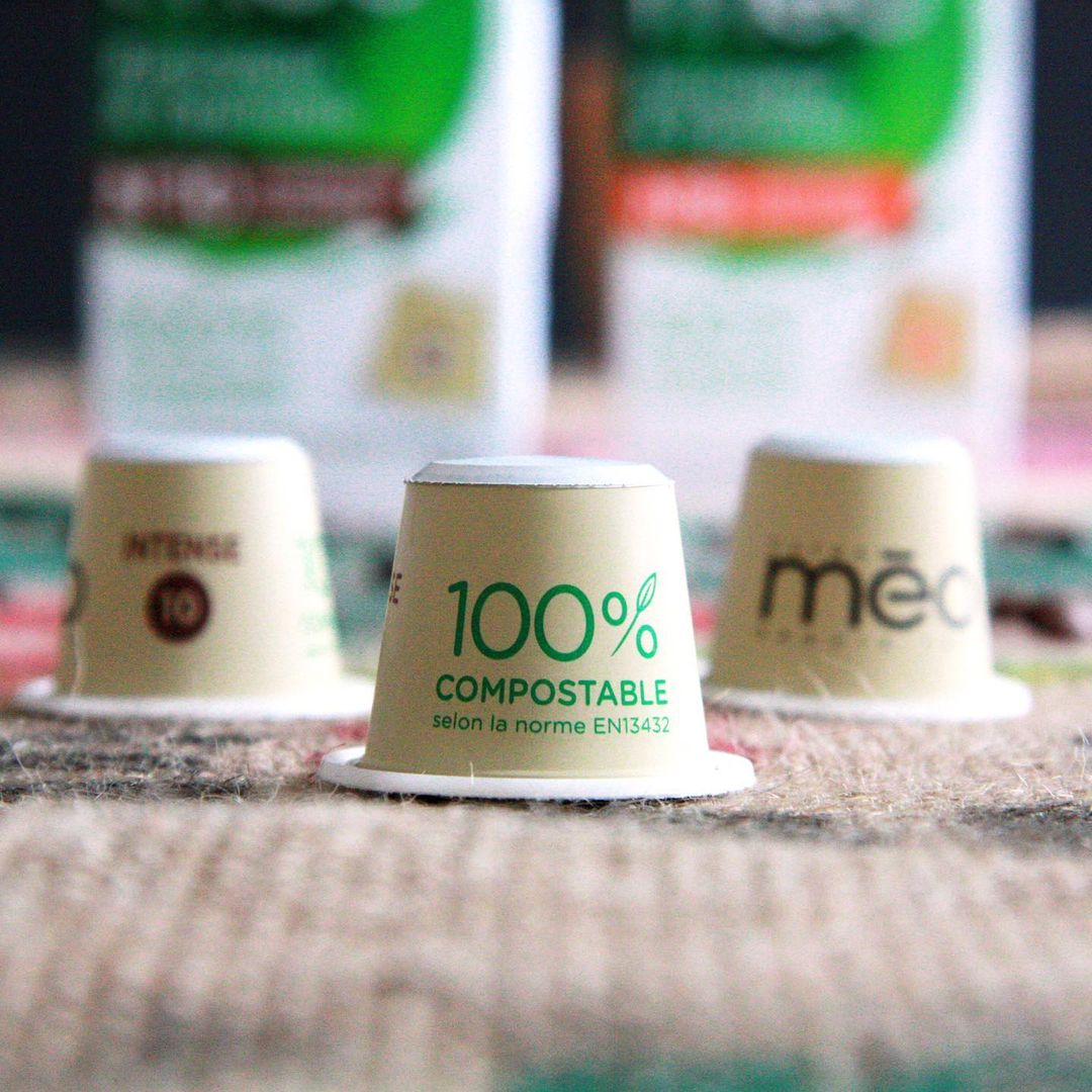 Capsules Compostables 2