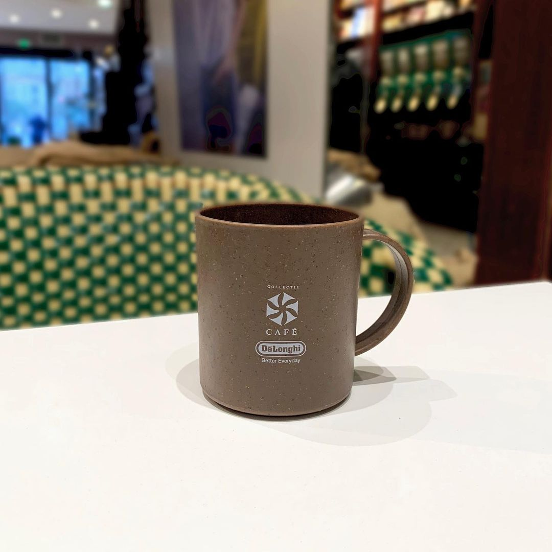 Mug Composés Cosse Café