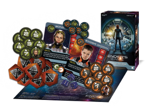 Ender's Game Battle School (Image by Cryptozoic)