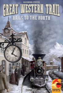 Great Western Trail - Rails to the North (Eggertspiele)