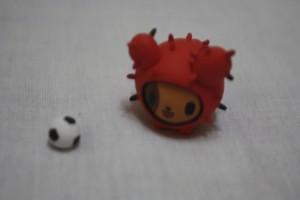 Cactus Pups rosso by Tokidoki