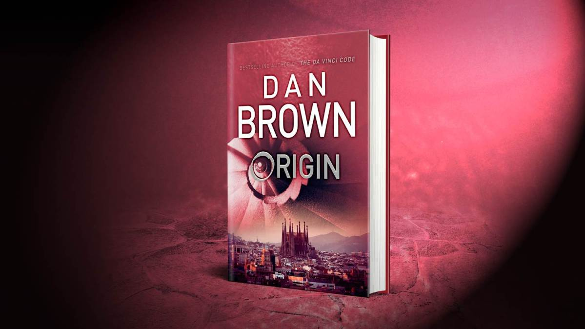 Book Review: Origin by Dan Brown