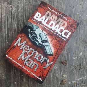 Thriller on Your Mind? Pick Memory Man by David Baldacci