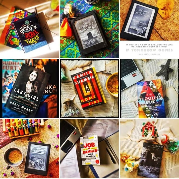 My Bookstagram Project- The Way Ahead