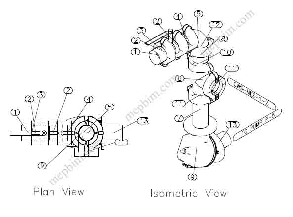 Piping Spool Isometric Drawings Significance Of Iso