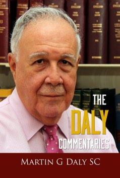 The Daly Commentaries book cover
