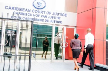 Photo courtesy The Caribbean Court of Justice