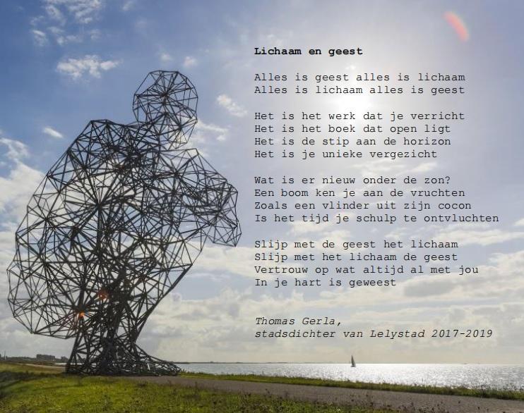 Lichaam en geest Thomas Gerla