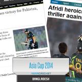 India vs Pakistan Asia Cup 2014