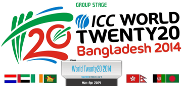 ICC World Twenty20 2014 Group Stage
