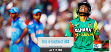 India vs Bangladesh ODI series