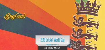 England Cricket Team World Cup Cricket 2015