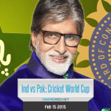 Amitabh Bachchan to be a commentator during India Pakistan World Cup Cricket Match