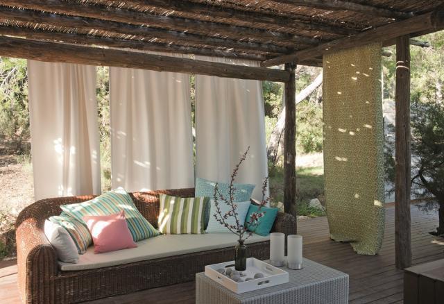 draperije,sedalica,jastuci -set PASTEL DREAMS