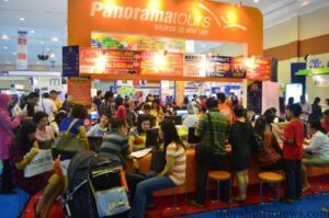 suasana itf 2015 (indonesiatravelfair.com)
