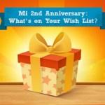 Loot Sale – Xiaomi Anniversary Sale