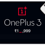 Flipkart announces a massive price drop for OnePlus 3, an Amazon Exclusive!