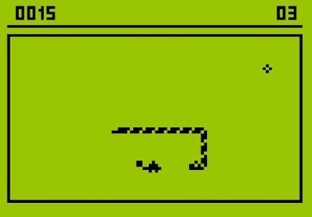 Clásico Snake - Serpiente en Nokia