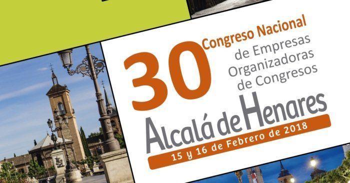 Resultat d'imatges de 30 congreso nacional de empresas organizadoras de congresos