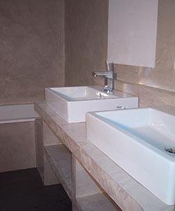 kit beton cire plan de vasque mercadier
