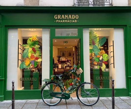 bb4bb9a46d2fe Granado inaugura segunda loja conceito em Paris