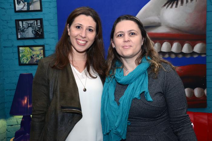 Fernanda Almeida e Bruna Basile, gerente de Marketing e gerente de Prodtos da 55destinos