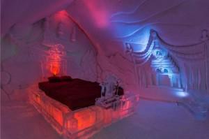 hotéis exóticos ao redor do mundo
