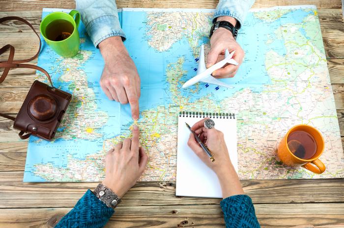 Pesquisa: brasileiros esperam viajar dentro dos próximos seis meses